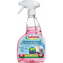 DESINFECTANT SPRAY 750 ml