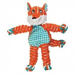"KONG "" Floppy Knots Fox S/M..."